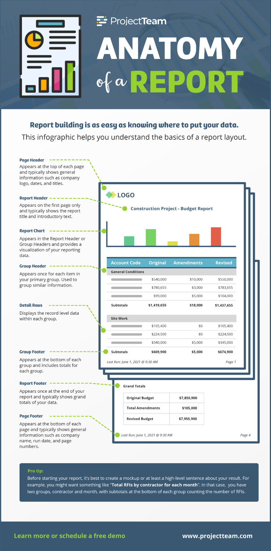 anatomy of report infographic-3