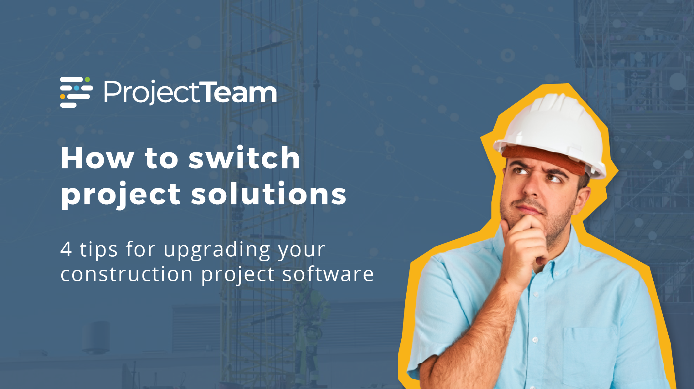 How to switch project solutions